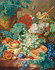 Still Life with Flowers and Fruits | Jan van Huysum