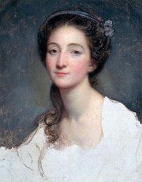 Sophie Arnould, c.1773 by Jean-Baptiste Greuze | Painting Reproduction
