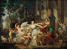 Innocence Swept Along by Love | Jean-Baptiste Greuze | Painting Reproduction