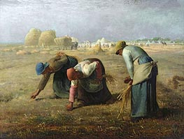 The Gleaners | Millet | outdated