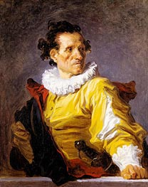 The Warrior, c.1769 by Fragonard | Painting Reproduction