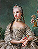 Princess Maria Isabella of Parma | Jean-Marc Nattier