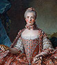 Marie-Adelaide of France | Jean-Marc Nattier