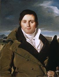 Joseph-Antoine Moltedo | Ingres | Painting Reproduction