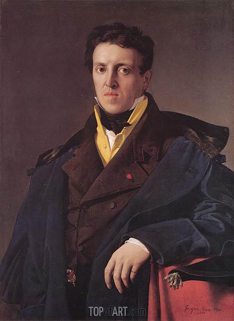 Ingres | Marcotte d'Argenteuil, 1810