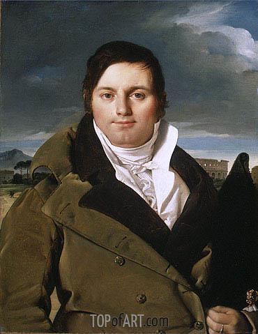 Ingres | Joseph-Antoine Moltedo, c.1810