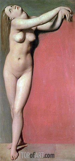 Ingres | Angelique, c.1819