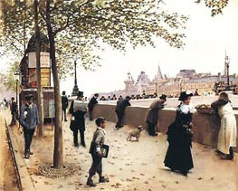 Pont-Neuf | Jean Beraud | outdated