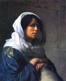 Egyptian Water Carrier | Gerome | Painting Reproduction