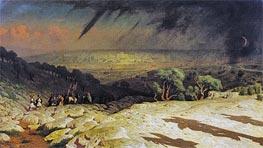 Jerusalem (Golgotha, Consummatum Est, Crucifixion), 1867 by Gerome | Painting Reproduction