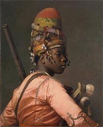 Bashi-Bazouk, c.1868/69 by Gerome | Painting Reproduction