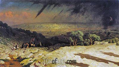 Gerome | Jerusalem (Golgotha, Consummatum Est, Crucifixion), 1867