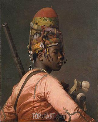 Gerome | Bashi-Bazouk, c.1868/69