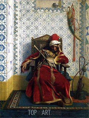 Gerome | Markos Botsaris, 1874