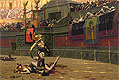 Pollice Verso (Thumbs Down) | Jean Leon Gerome