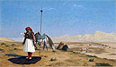 Prayer in the Desert | Jean Leon Gerome