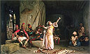 The Dance of the Almeh (The Belly-Dancer) | Jean Leon Gerome