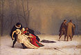 Duel after a Masked Ball | Jean Leon Gerome