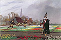 The Tulip Folly | Jean Leon Gerome