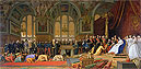 The Reception of Siamese Ambassadors by Emperor Napoleon III at the Palace of Fontainebleau | Jean Leon Gerome