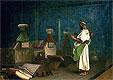 Prayer at The Sultan's Tomb | Jean Leon Gerome
