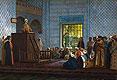 Sermon in the Mosque | Jean Leon Gerome