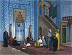 Rustem Pasha Mosque, Istanbul | Jean Leon Gerome