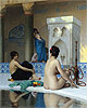 After the Bath | Jean Leon Gerome