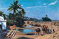 An Arab Caravan | Jean Leon Gerome