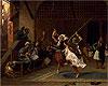 The Pyrrhic Dance | Jean Leon Gerome