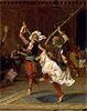 The Pyrrhic Dance (Detail) | Jean Leon Gerome