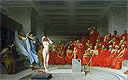 Phryne before the Areopagus | Jean Leon Gerome