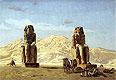 Memnon and Sesostris | Jean Leon Gerome