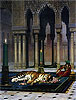 Pain of the Pasha - the Dead Tiger | Jean Leon Gerome