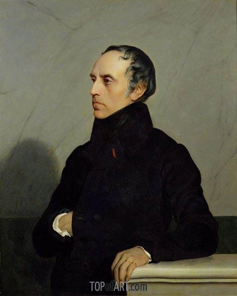 Jehan Georges Vibert | Francois Guizot, c.1878