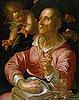 Saint Matthew | Joachim Wtewael