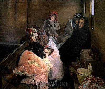 The White Slave Trade, 1895 | Sorolla y Bastida | Gemälde Reproduktion