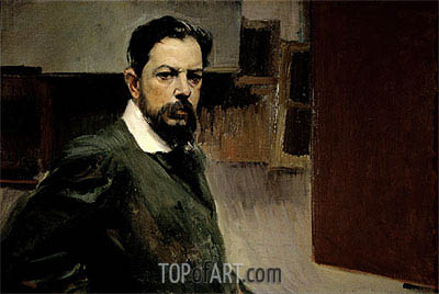 Self Portrait, 1904 | Sorolla y Bastida | Painting Reproduction