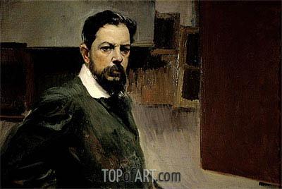 Sorolla y Bastida | Self Portrait, 1904
