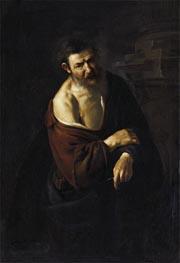 Saint Bartholomew, 1652 by Johannes van Bronchorst | Painting Reproduction