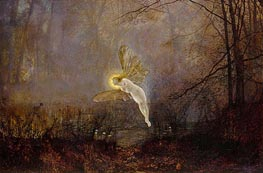 Midsummer Night, 1876 von Grimshaw | Gemälde-Reproduktion