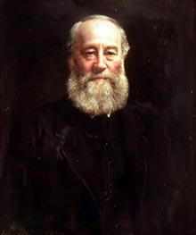 Portrait of James Prescott Joule, Undated von John Collier | Gemälde-Reproduktion