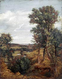 Dedham Vale | Constable | Painting Reproduction
