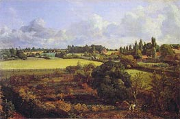 Golding Constable's Kitchen Garden, 1815 von Constable | Gemälde-Reproduktion