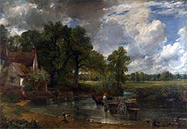 The Hay Wain, 1821 von Constable | Gemälde-Reproduktion
