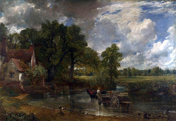 Constable | The Hay Wain, 1821