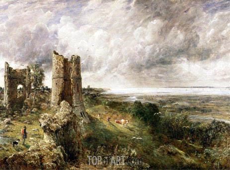 Constable | Hadleigh Castle, 1829