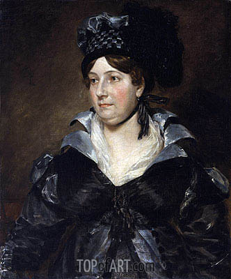 Constable | Mrs. James Pulham, 1818