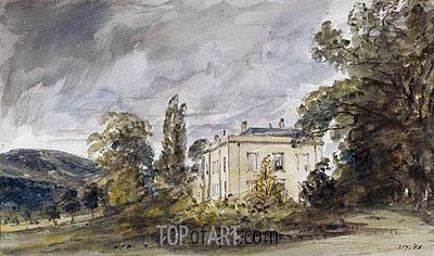 Constable | Bignor Park, c.1834