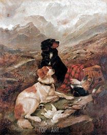 After the Catch, Undated von John Gifford | Gemälde-Reproduktion